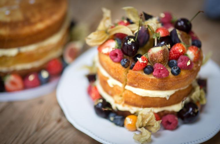 かわいい誕生日ケーキのイメージ2