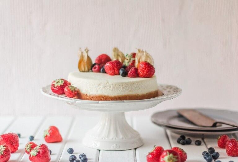 かわいい誕生日ケーキのイメージ1