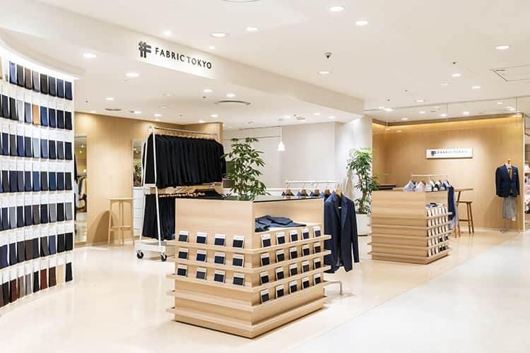 FABRIC TOKYO_店舗