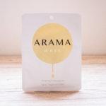 Arama Maskを徹底レビュー。女友達へのプレゼントにおすすめ!