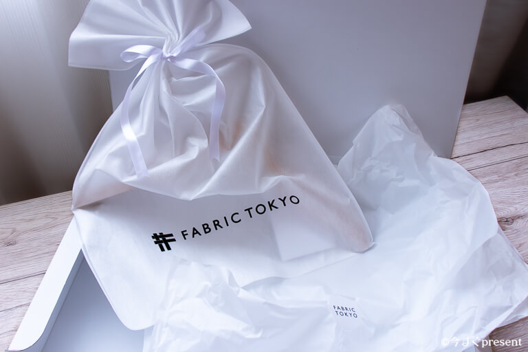FABRIC TOKYO_ギフトボックス