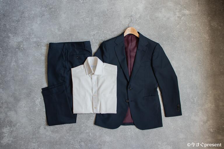 FABRICTOKYO ファブリックトーキョー オーダースーツ シャツ