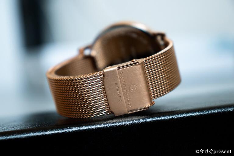 クリスチャンポール 腕時計 バックル