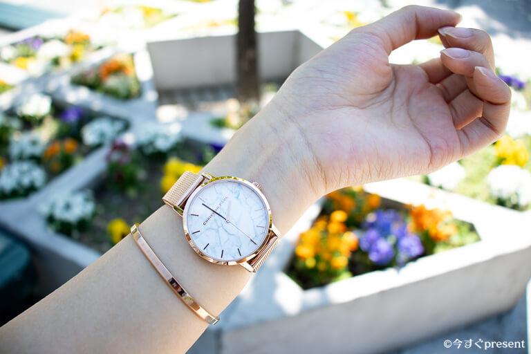 クリスチャンポール 腕時計