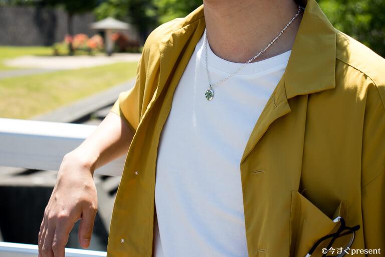 GARNI_翼が着用している写真_イマドキファッションコーデ