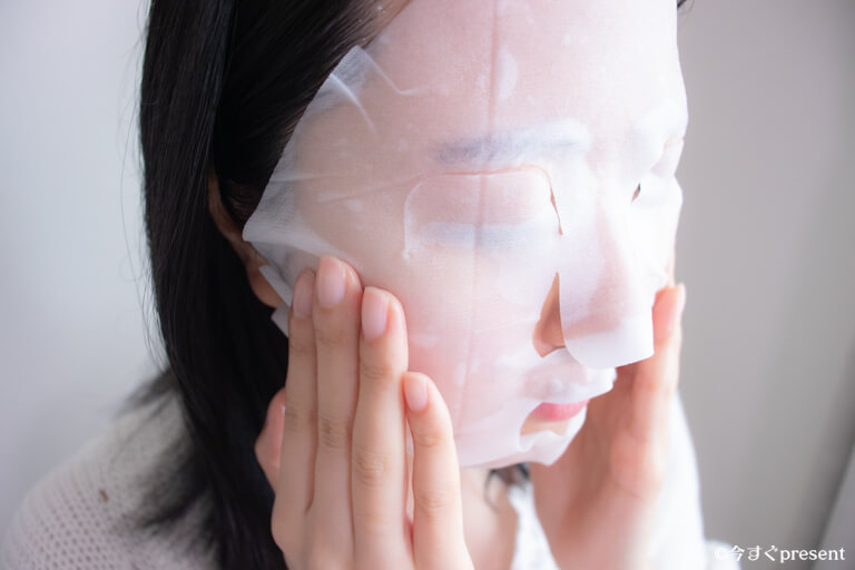 Arama Mask アラママスク顔全体の写真