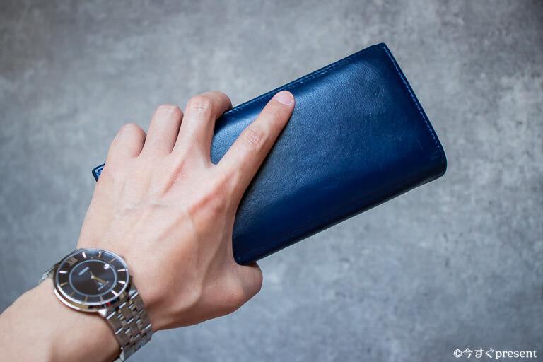 JOGGO_tsubasaが愛用している長財布