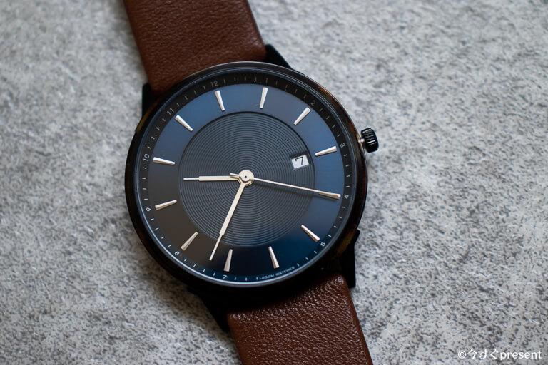 LAGOM WATCHES_レビューした腕時計