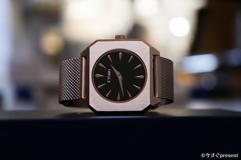 KYOMO WATCHS_ハンドメイドの腕時計_