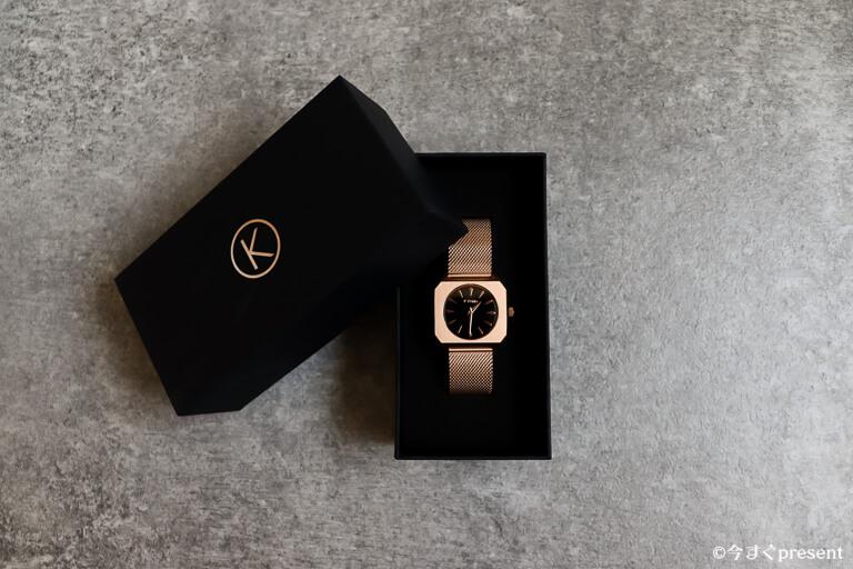 KYOMO WATCHS_腕時計_ボックス