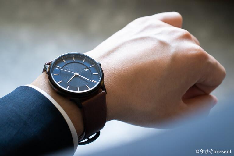 LAGOM WATCHES_レビューする腕時計