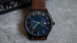 北欧仕立てのLAGOM WATCHESをレビュー。シンプルな腕時計を贈ろう_アイキャッチ