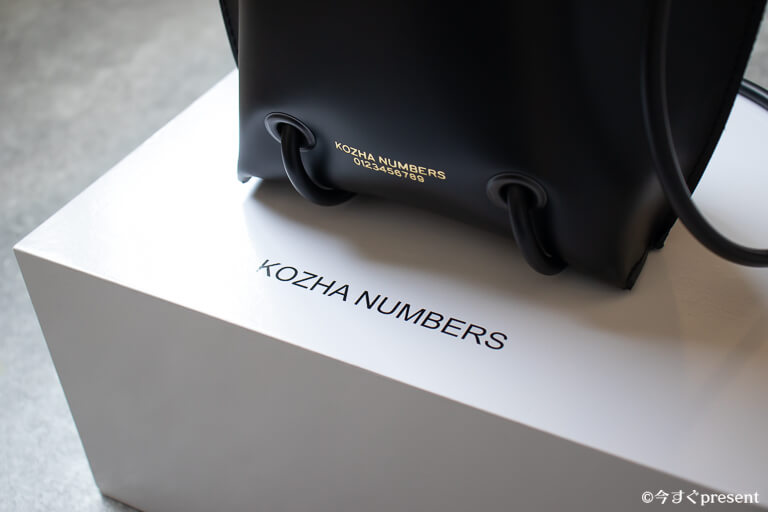 Kozha Numbers_THE UTILITY_バッグとボックス