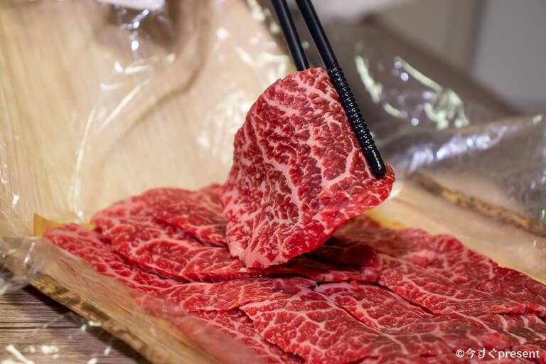 米沢牛専門店さかの_焼肉用ロース