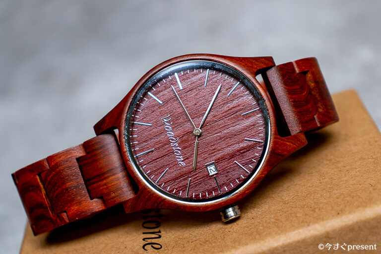 WOODSTONE Watches_文字盤アップ2