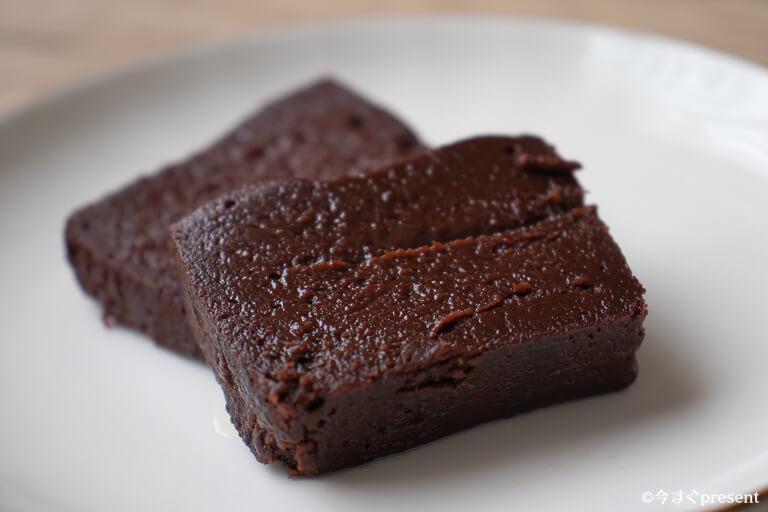 Dandelion Chocolate_ガトーショコラ_実食2