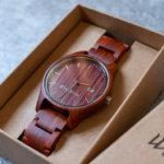 【レビュー】WOODSTONE Watchesの木製腕時計を徹底評価!