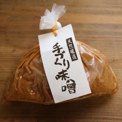 久世福商店_手作り味噌_商品写真