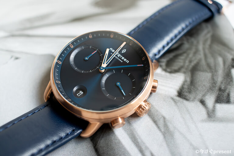 Nordgreen_Pioneer_新作腕時計のデザイン