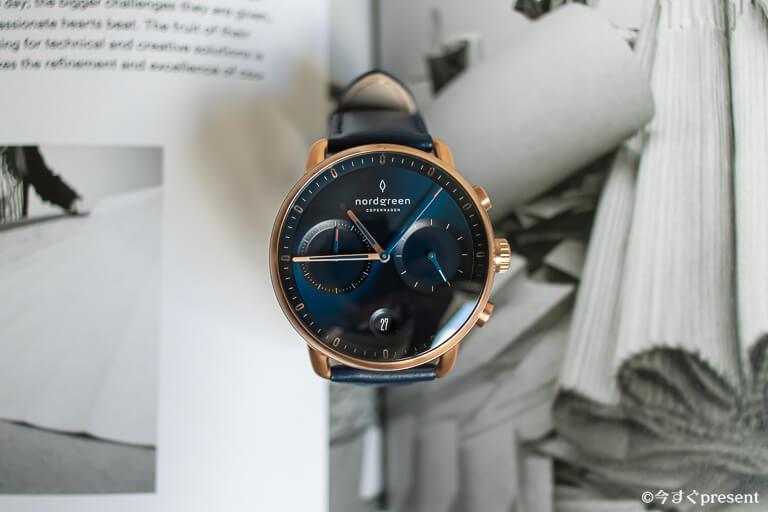 Nordgreen_Pioneer_レビューする腕時計
