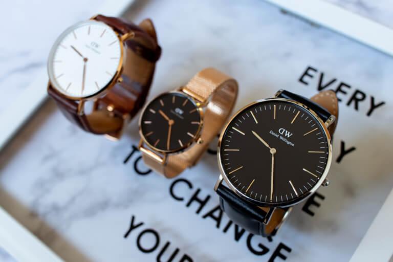 ダニエルウェリントン_レビューする腕時計3種類_アイキャッチ