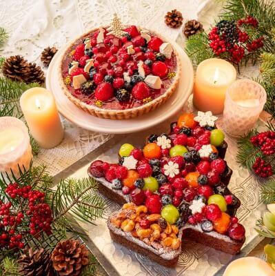 キルフェボン_クリスマスケーキ 2019_商品写真