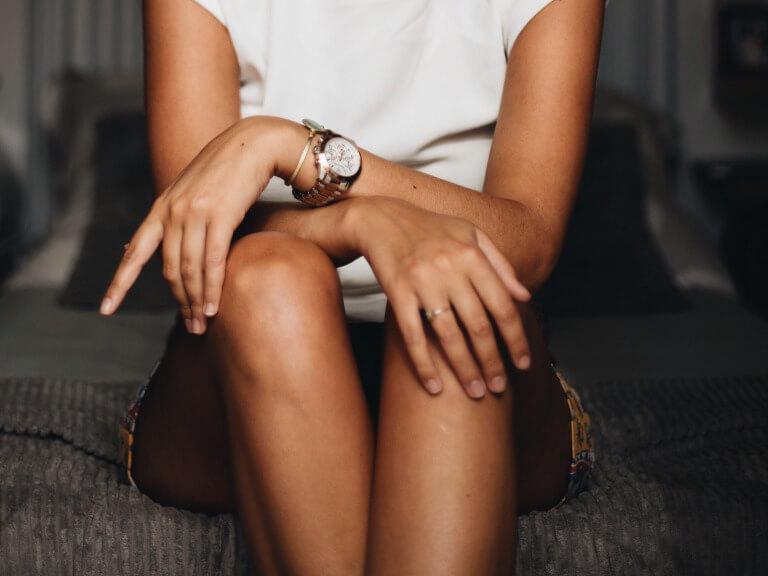 プロポーズで渡す腕時計のイメージ