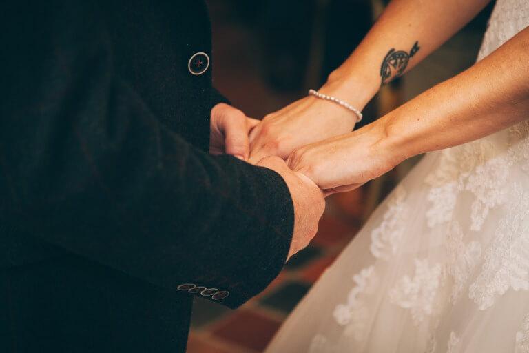 プロポーズのときに渡したブレスレットのイメージ