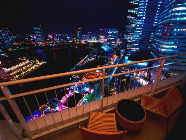 一休.com_横浜ベイホテル東急_お部屋のイメージ