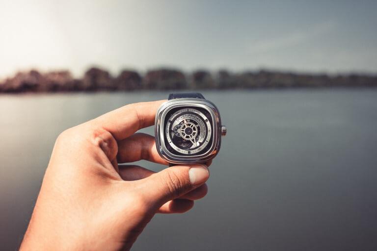 オーダーメイド時計のイメージ写真
