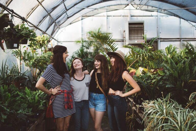 女友達のイメージ2