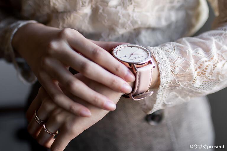 クリスチャンポール_注文したカスタム腕時計