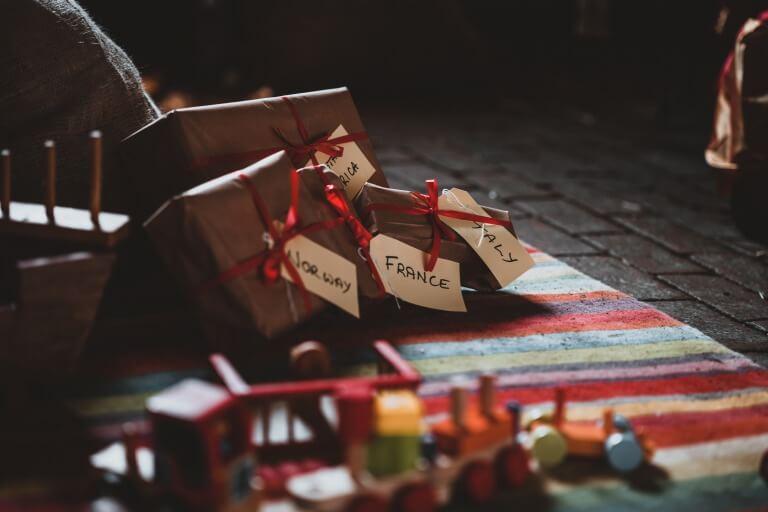 クリスマスプレゼントのイメージ写真7