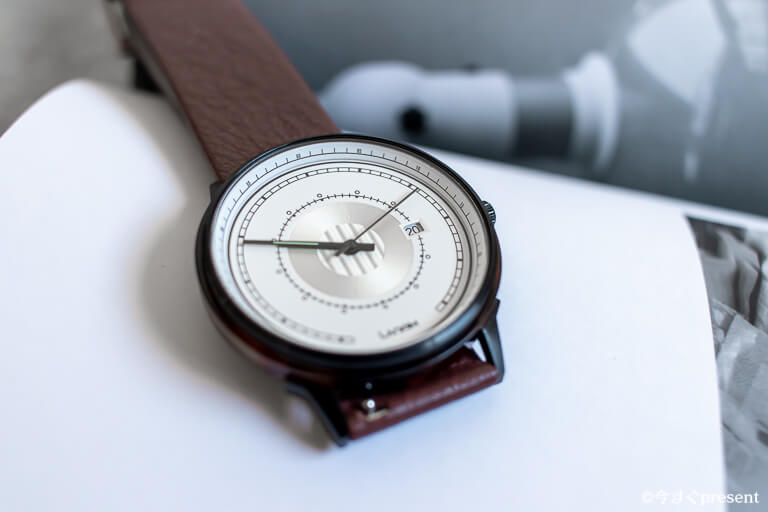 Lagom Watches_Sjö_レビューした腕時計