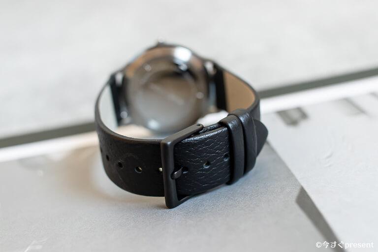 Lagom Watches_LW037_ベルトとバックル