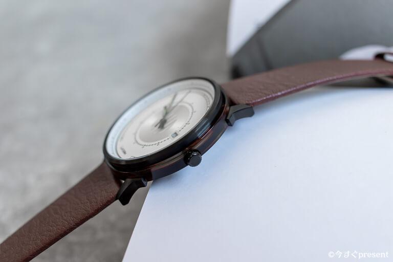 Lagom Watches_LW031_2重構造のケース