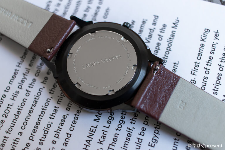 Lagom Watches_LW031_バックケース