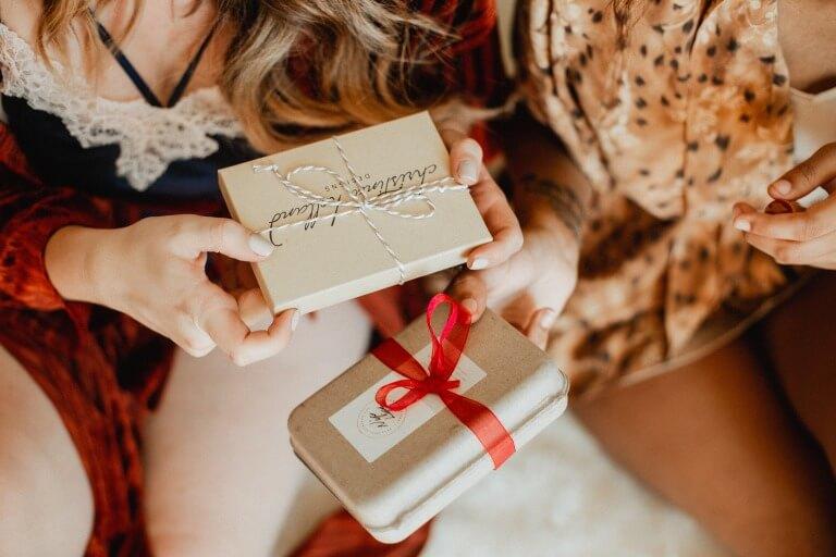 女友達へのプレゼントのイメージ1