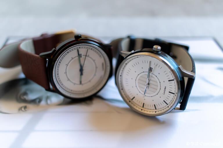 Lagom Watches_LW037_文字盤の違い