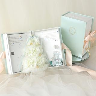 メリアルーム_LoveBook White Tree_商品写真