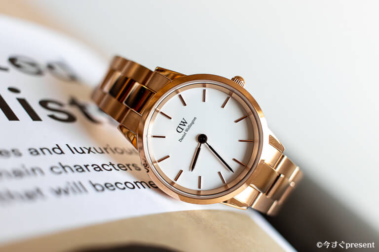 Daniel Wellington_ICONIC LINK_文字盤1