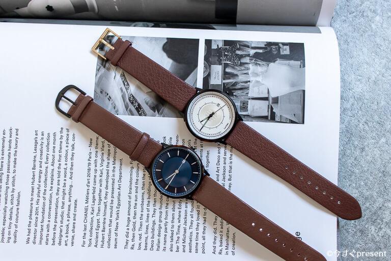 Lagom Watches_LW031_旧作と並べて撮った写真