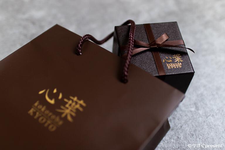 心葉_ショッパーとボックス