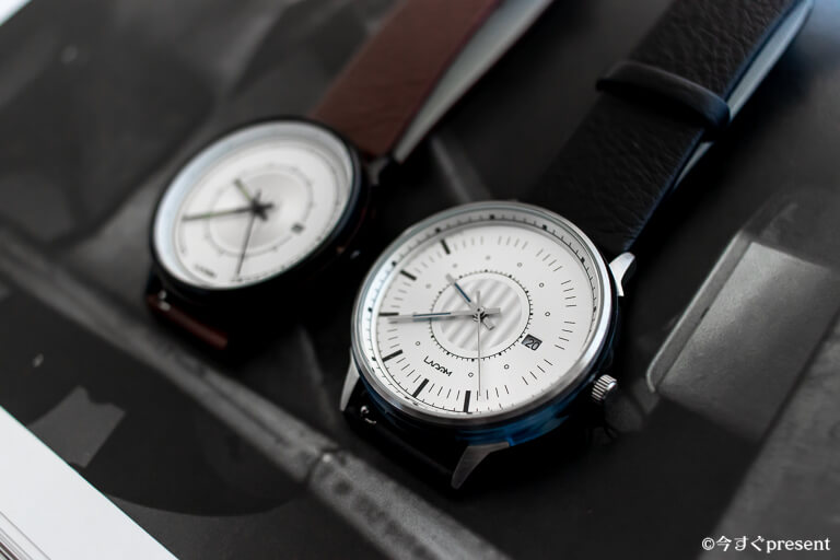 Lagom Watches_LW031とLW037_2種類