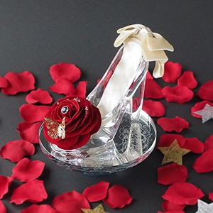 メリアルーム_ガラスの靴_商品写真