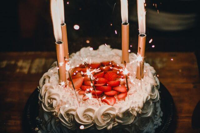 クリスマスケーキのイメージ写真_2