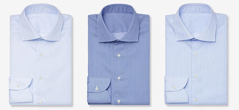 KEI_クールビズの季節に人気のシャツ3種類
