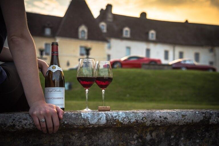 生まれ年ワインのイメージ