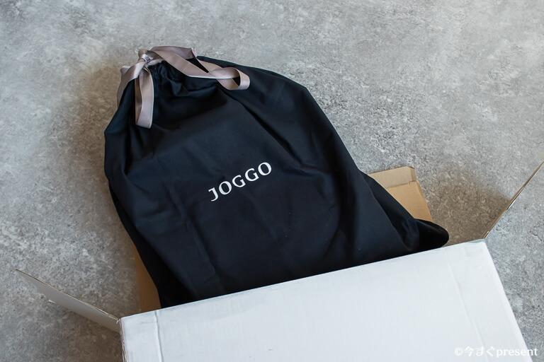 JOGGO_レディースボックストートバッグ_段ボール_中1