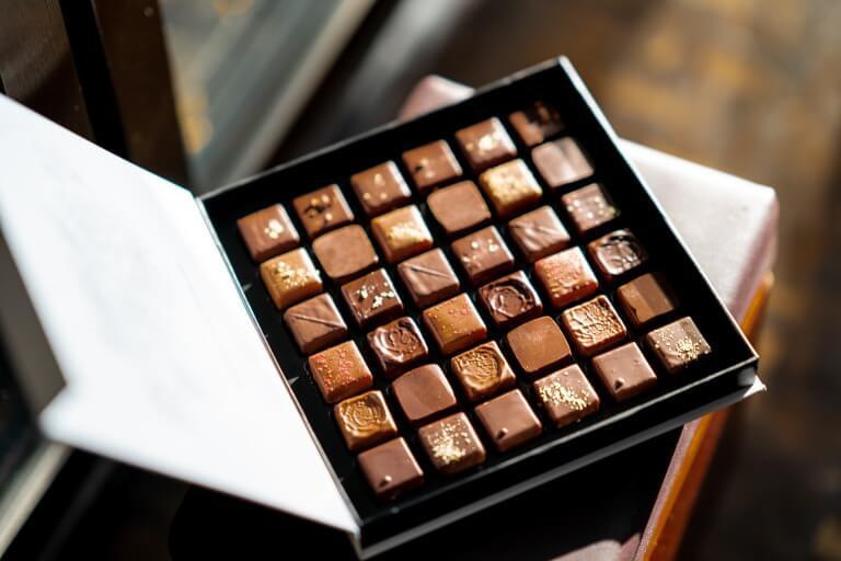 バレンタインの人気チョコレートのイメージ